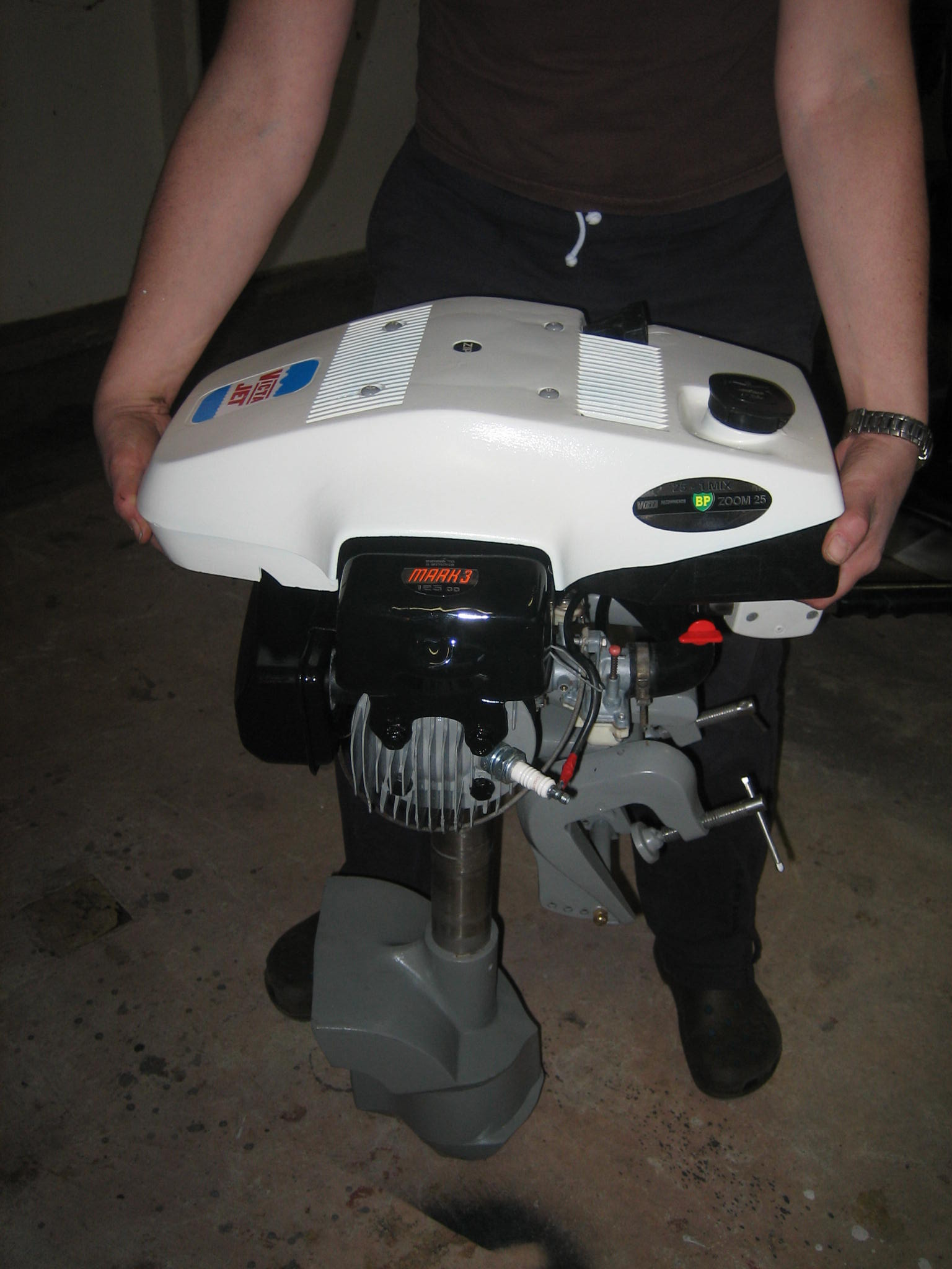 Victa Jet Outboard Wanted In Nz Saving Old Seagulls